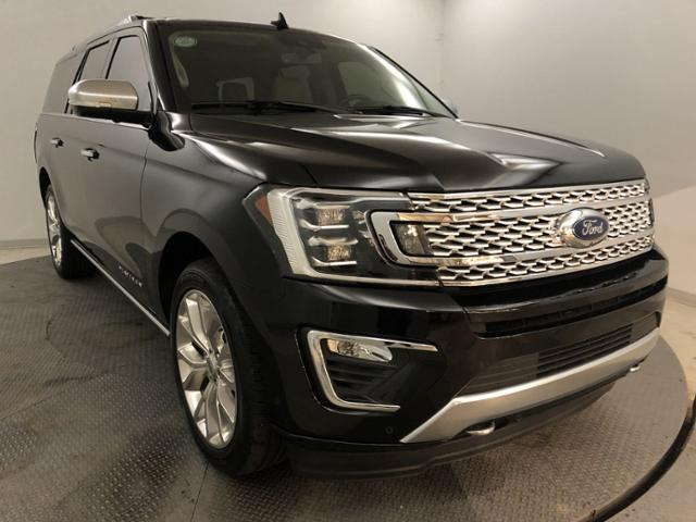 Pre-Owned 2019 Ford Expedition Max Platinum 4x4