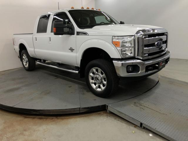 Pre-Owned 2015 Ford Super Duty F-250 SRW 4WD Crew Cab 156 Platinum