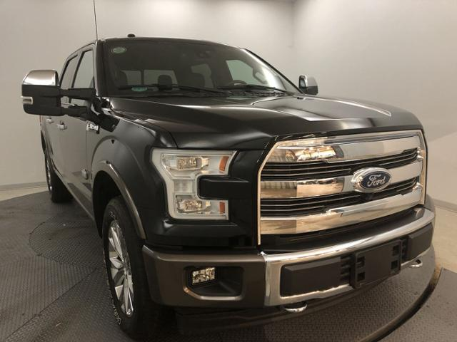 Pre-Owned 2017 Ford F-150 King Ranch 4WD SuperCrew 5.5' Box