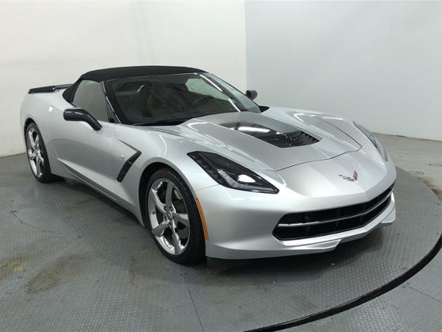 Pre-Owned 2016 Chevrolet Corvette 2dr Stingray Z51 Conv w/2LT