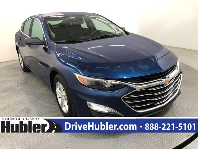 Pre-Owned 2019 Chevrolet Malibu 4dr Sdn LS w/1LS