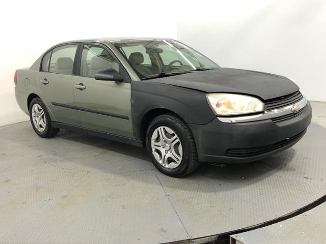 Pre-Owned 2005 Chevrolet Malibu 4dr Base Sdn
