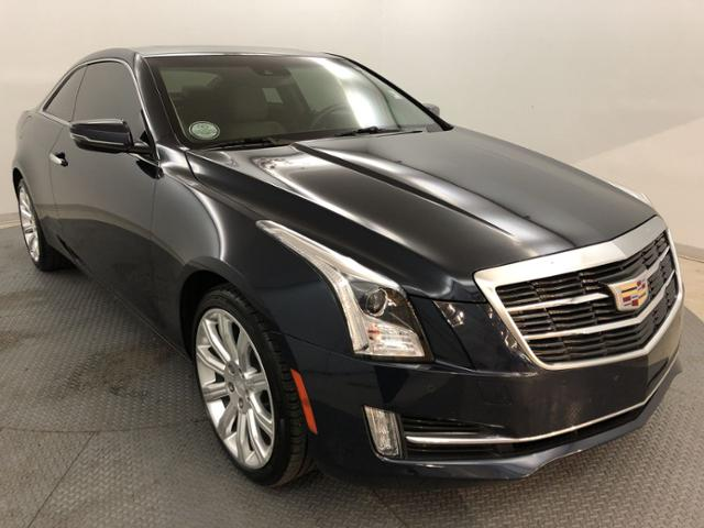 Pre-Owned 2016 Cadillac ATS 2dr Cpe 2.0L Luxury Collection AWD