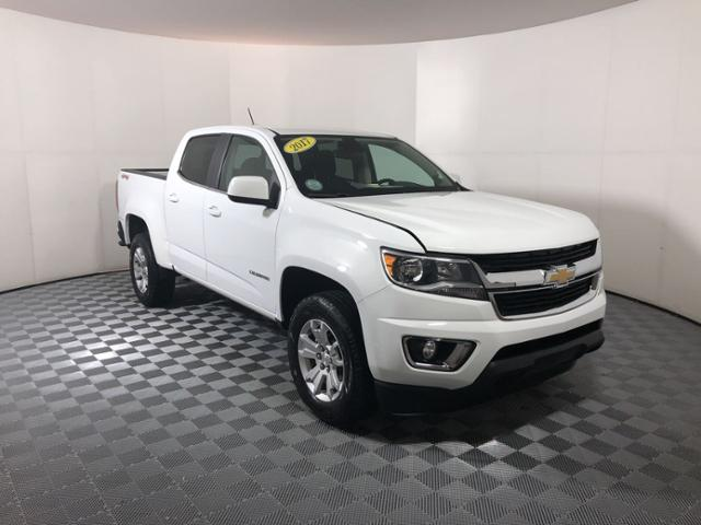 Pre-Owned 2017 Chevrolet Colorado 4WD Crew Cab 128.3 LT