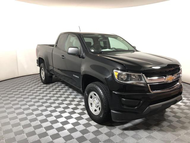 Pre-Owned 2017 Chevrolet Colorado 4WD Ext Cab 128.3 WT