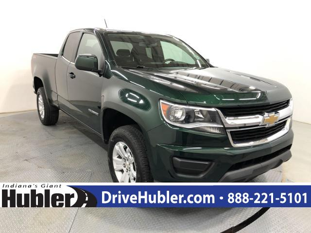 Pre-Owned 2016 Chevrolet Colorado 4WD Ext Cab 128.3 LT