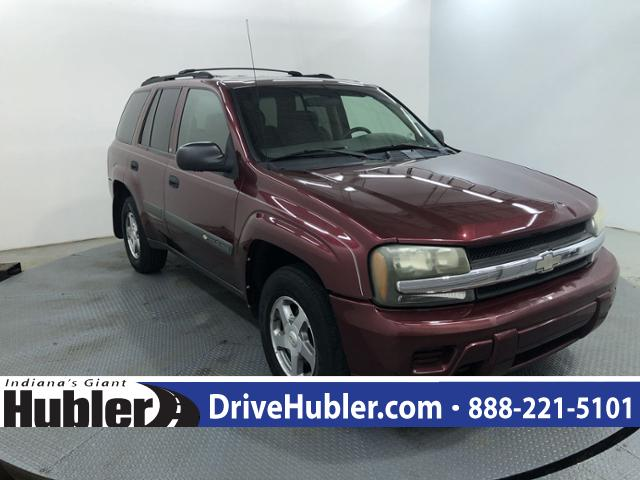 2004 Chevrolet Trailblazer >> Pre Owned 2004 Chevrolet Trailblazer 4dr 4wd Ls 4wd