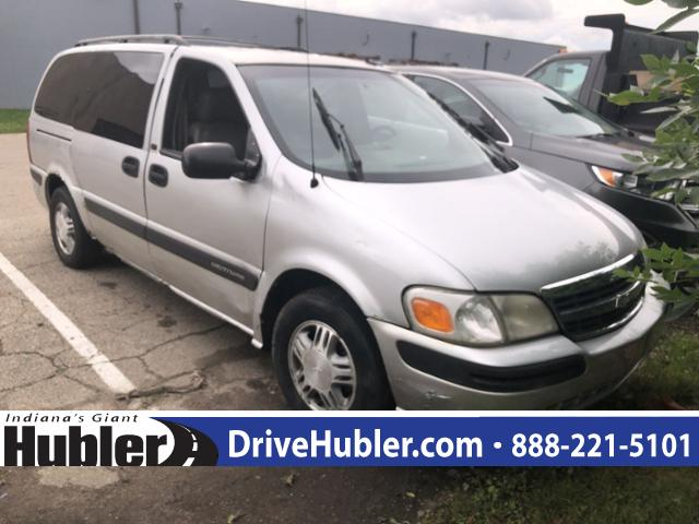 Pre-Owned 2002 Chevrolet Venture 4dr Ext WB LT 1SD Pkg