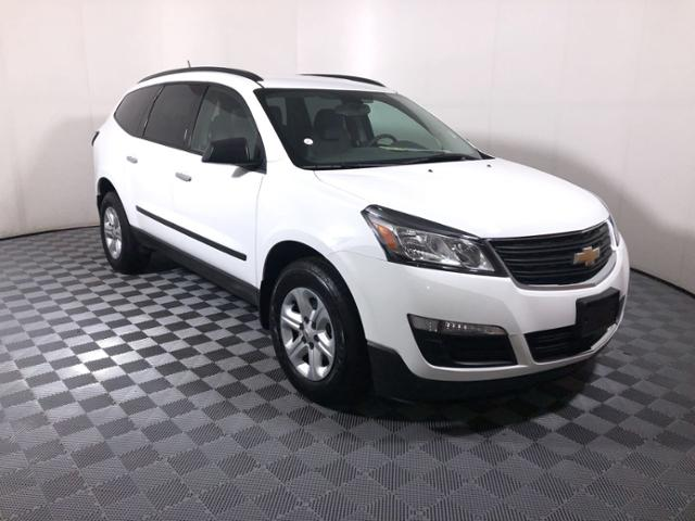 Pre-Owned 2017 Chevrolet Traverse AWD 4dr LS