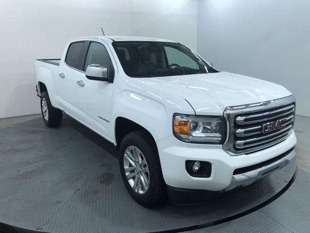 Pre-Owned 2018 GMC Canyon 2WD Crew Cab 140.5 SLT