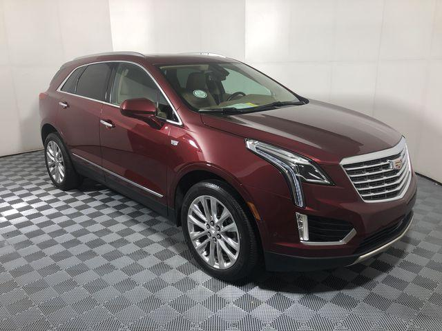 Pre-Owned 2017 Cadillac XT5 AWD 4dr Platinum