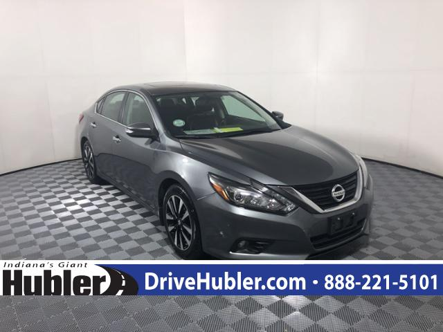 Pre-Owned 2017 Nissan Altima 2017.5 2.5 SL Sedan
