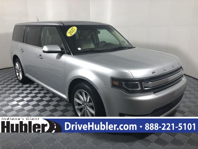 Pre-Owned 2017 Ford Flex Limited FWD