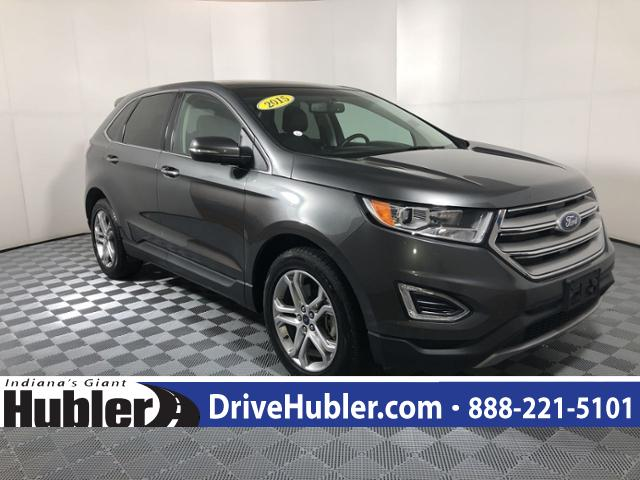 Pre-Owned 2015 Ford Edge 4dr Titanium AWD