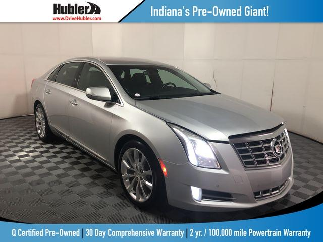 Pre-Owned 2015 Cadillac XTS 4dr Sdn Luxury AWD