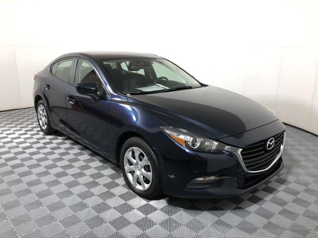 Pre-Owned 2018 Mazda MAZDA3 4-DOOR Sport Auto