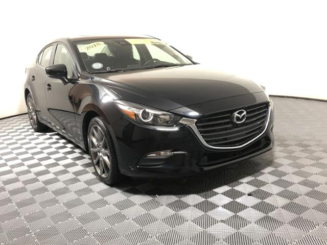 Pre-Owned 2018 Mazda MAZDA3 4-DOOR Touring Auto