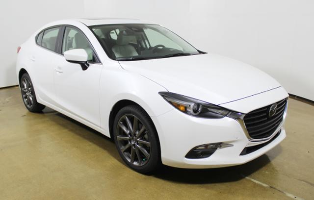New 2018 Mazda3 4-Door Grand Touring Auto