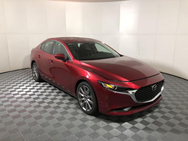 New 2020 Mazda MAZDA3 FWD w/Select Pkg