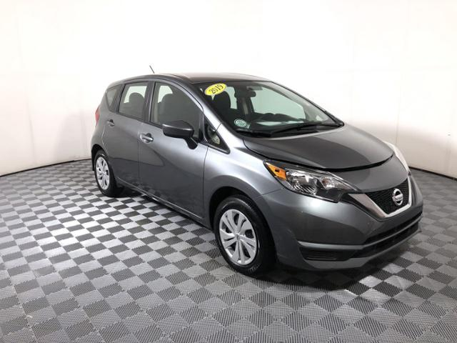 Pre-Owned 2019 Nissan Versa Note SV CVT