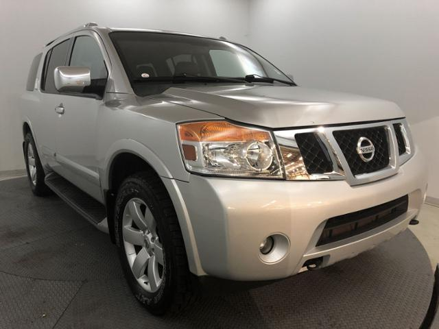 Pre-Owned 2012 Nissan Armada 4WD 4dr SL