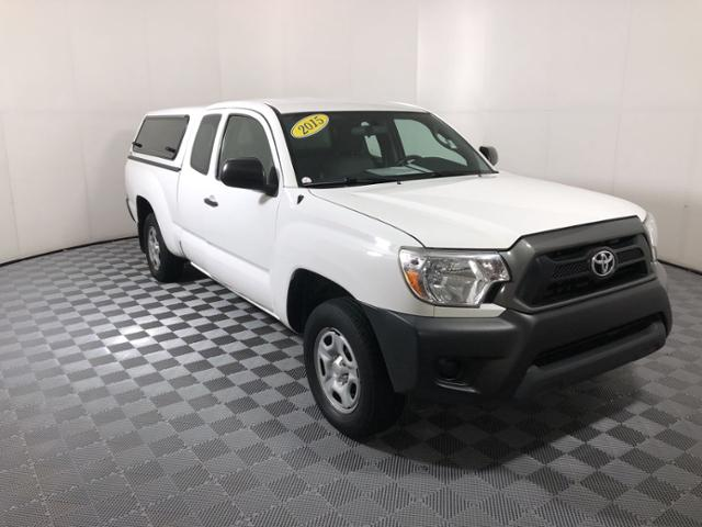 Pre-Owned 2015 Toyota Tacoma 2WD Access Cab I4 MT