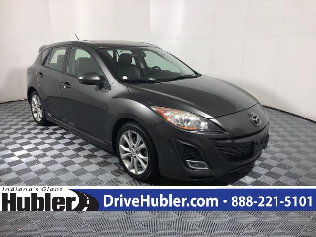 Pre-Owned 2011 Mazda3 5dr HB Auto s Grand Touring