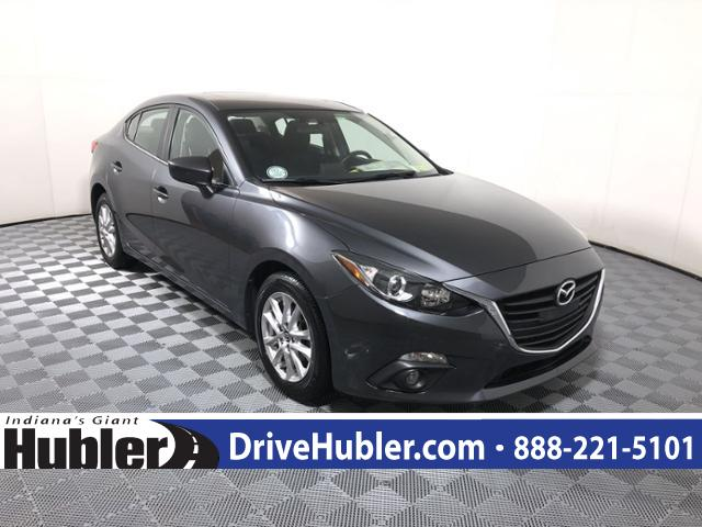 Pre-Owned 2016 Mazda3 4dr Sdn Auto i Touring