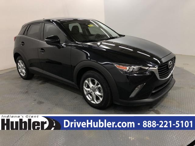 Pre-Owned 2016 Mazda CX-3 AWD 4dr Touring