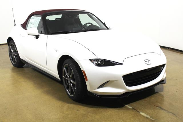 New 2018 Mazda MX-5 Miata Grand Touring Manual