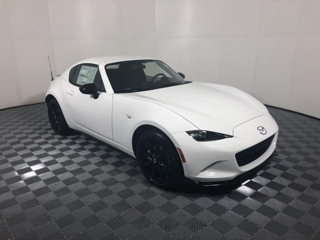 New 2019 Mazda MX-5 Miata RF Club Auto