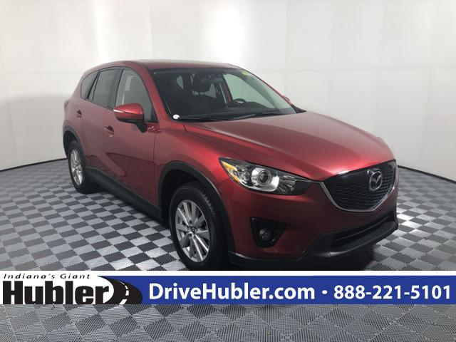 Pre-Owned 2015 Mazda CX-5 AWD 4dr Auto Touring