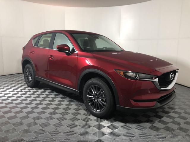 New 2019 Mazda CX-5 Sport Front Wheel Drive Automatic Transmission