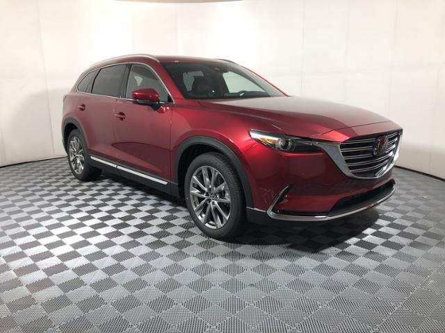 Mazda Cx 9 >> New 2019 Mazda Cx 9 Grand Touring Awd With Navigation
