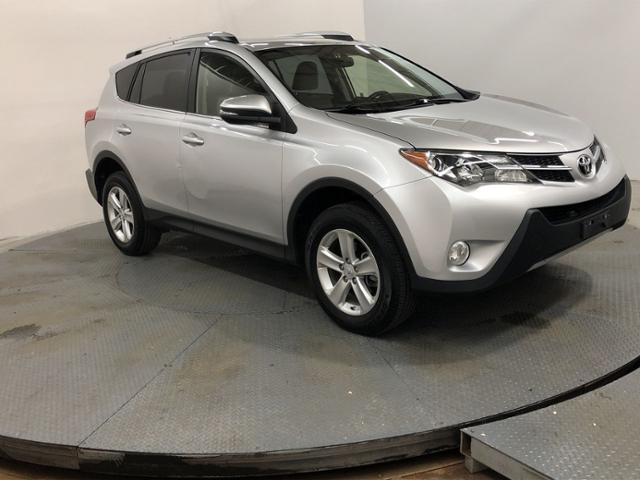 Pre-Owned 2014 Toyota RAV4 FWD 4dr XLE