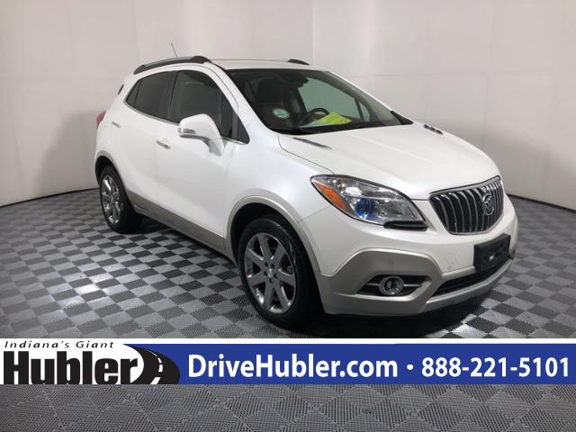 Pre-Owned 2016 Buick Encore AWD 4dr Premium
