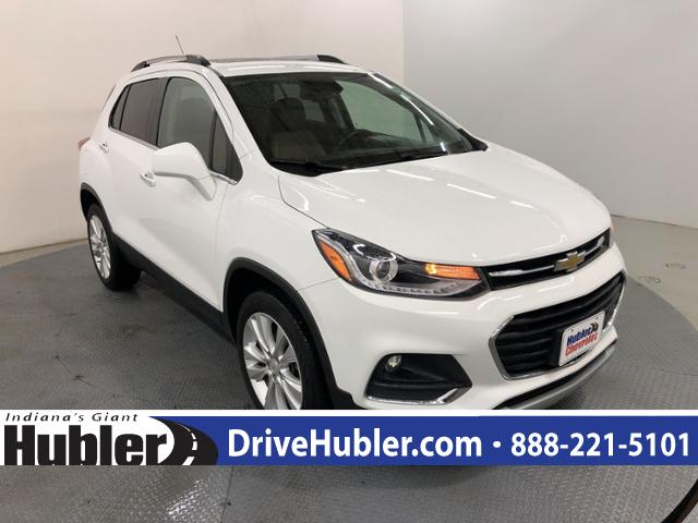 Pre-Owned 2017 Chevrolet Trax AWD 4dr Premier