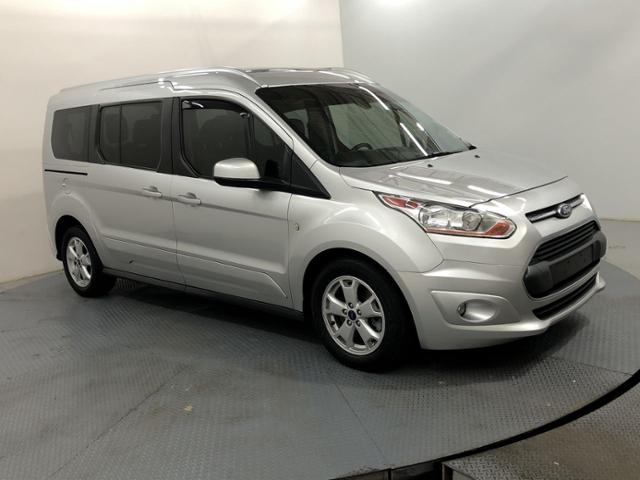 Pre-Owned 2016 Ford Transit Connect 4dr Wgn LWB Titanium w/Rear Liftgat