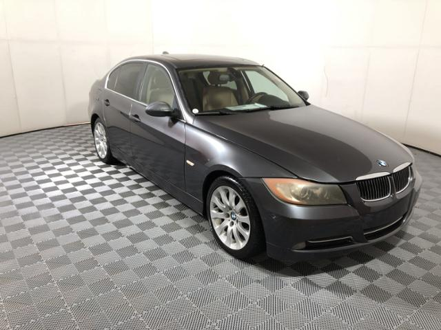 Pre-Owned 2007 BMW 3 Series 4dr Sdn 335i RWD