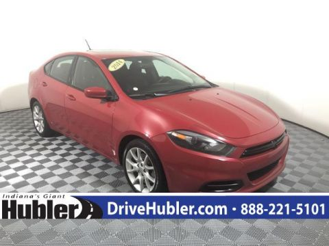 Pre-Owned 2014 Dodge Dart 4dr Sdn SXT
