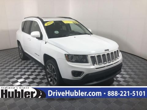 Pre-Owned 2015 Jeep Compass 4WD 4dr Limited