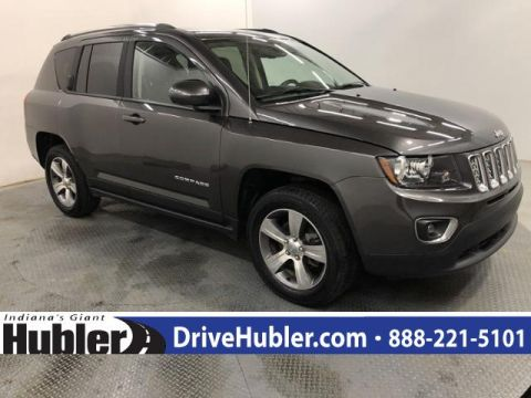 Pre-Owned 2016 Jeep Compass 4WD 4dr High Altitude Edition