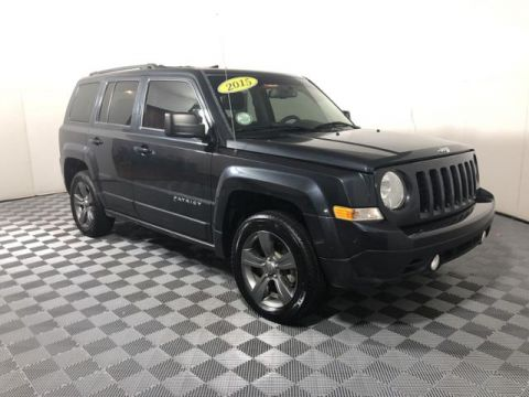Pre-Owned 2015 Jeep Patriot 4WD 4dr High Altitude Edition