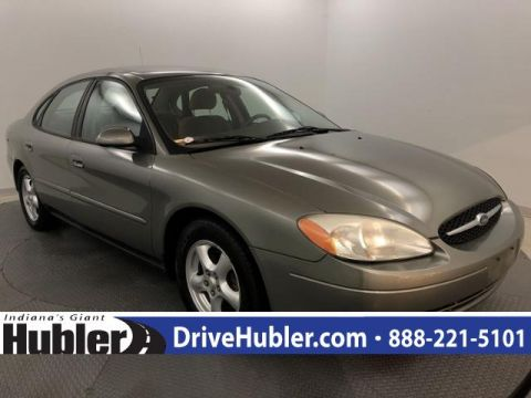 Pre-Owned 2003 Ford Taurus 4dr Sdn SE Deluxe