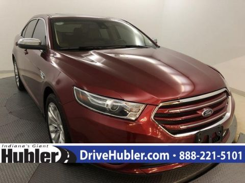 Pre-Owned 2018 Ford Taurus Limited FWD