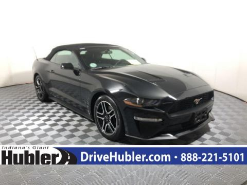 Pre-Owned 2019 Ford Mustang EcoBoost Premium Convertible