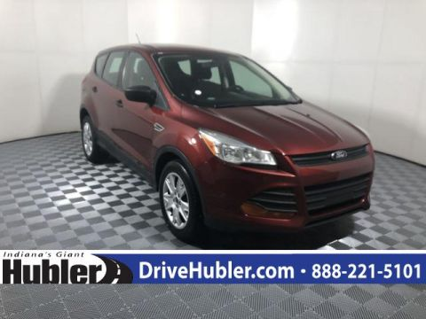 Pre-Owned 2014 Ford Escape FWD 4dr S