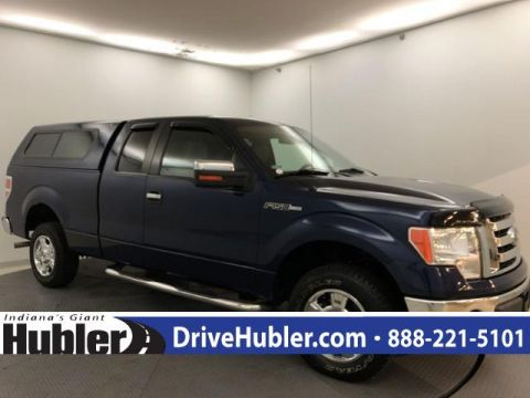 Pre-Owned 2009 Ford F-150 2WD SuperCab 145 XLT