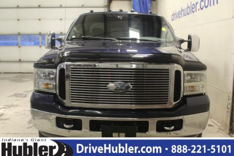 Pre-Owned 2006 Ford Super Duty F-250 Supercab 158 XLT 4WD