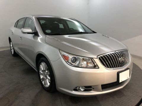 Pre-Owned 2013 Buick LaCrosse 4dr Sdn Leather FWD
